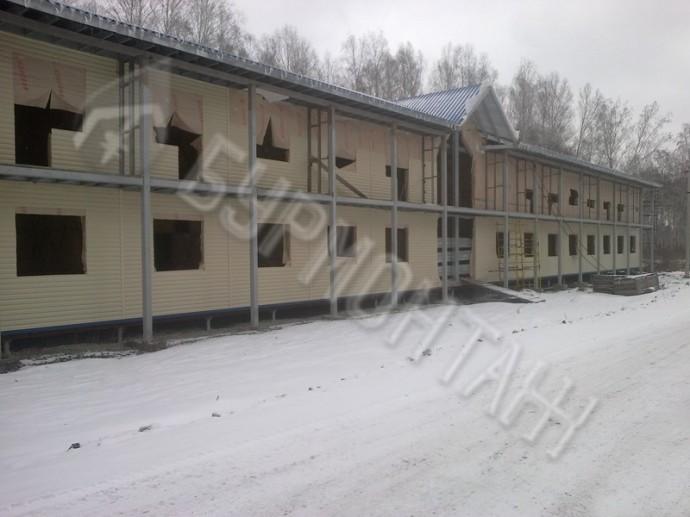 Новосибирская обл. Гостиничный комплекс 3