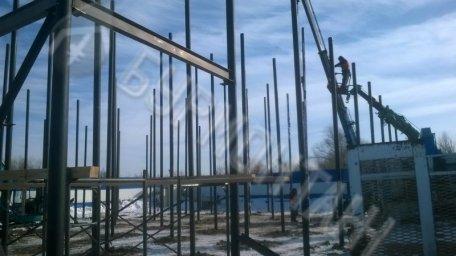 Строим ангары, склады, заборы